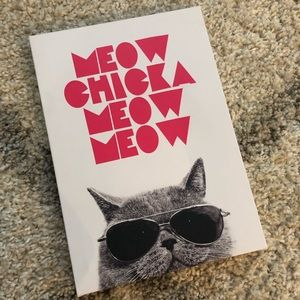Meow Chicka Meow Meow Wall Art